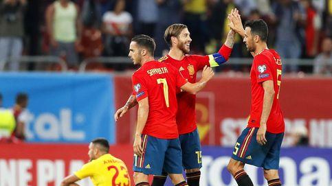 Noruega - España: resultado, directo, resumen y goles