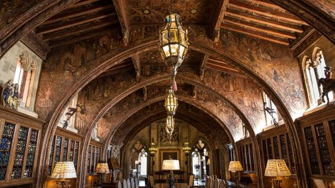 ¿Qué hacen los restos de un convento de Valladolid en una mansión de California?