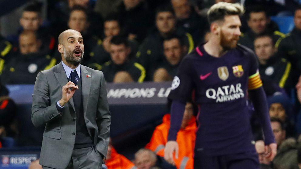 ¿De verdad se plantea el Manchester City pagar 300 millones por Messi?
