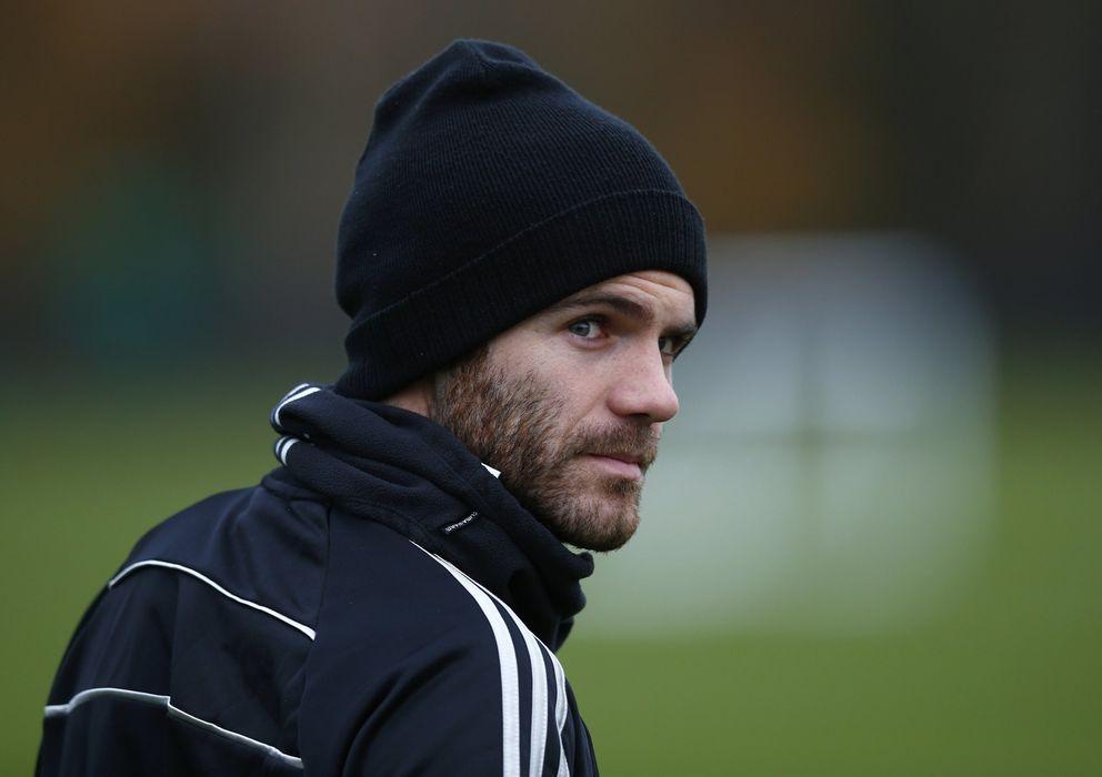 Foto: El jugador español Juan Mata. (Reuters)
