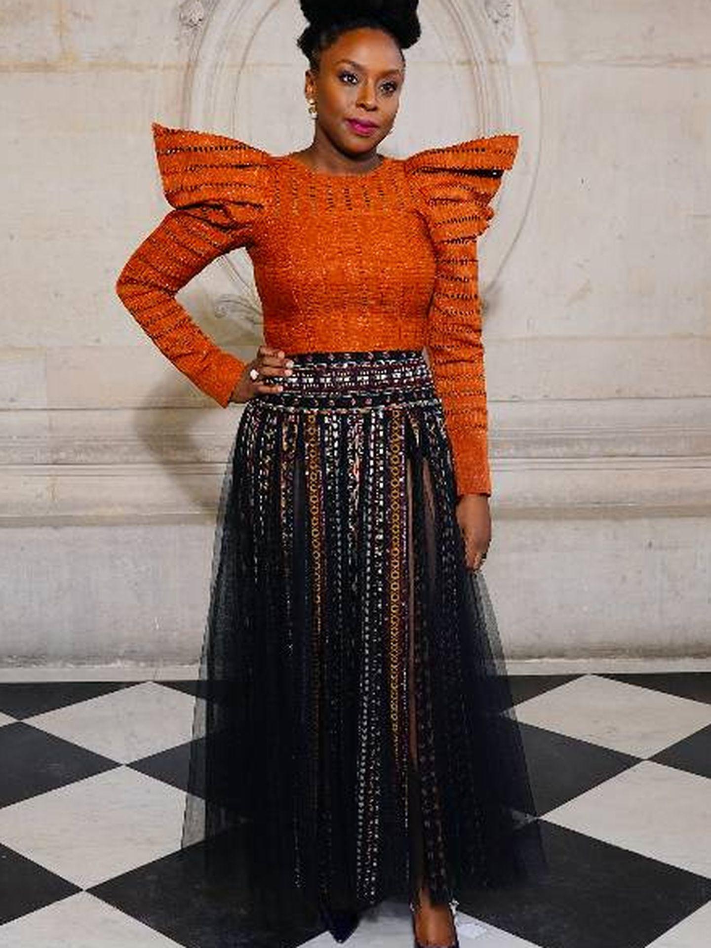 Chimamanda Ngozi Adichie. (Getty)