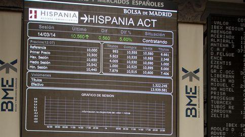 Hispania prepara una ampliación de 250 millones que suscribirá Soros