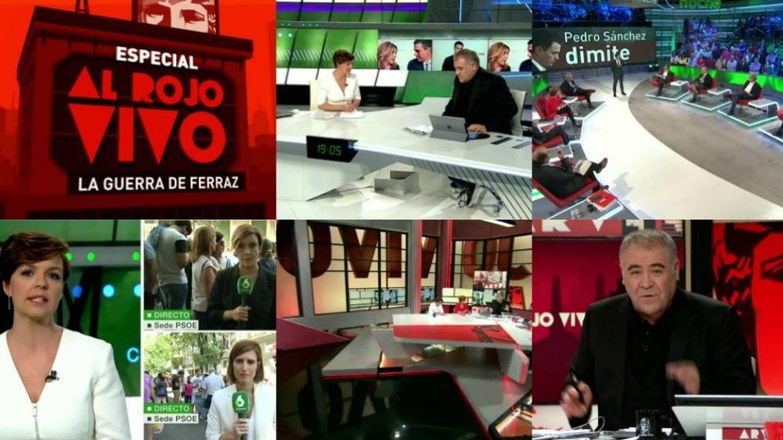 Foto: Jornada histórica la de La Sexta