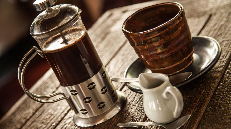 Cómo preparar bien el café con una cafetera de émbolo