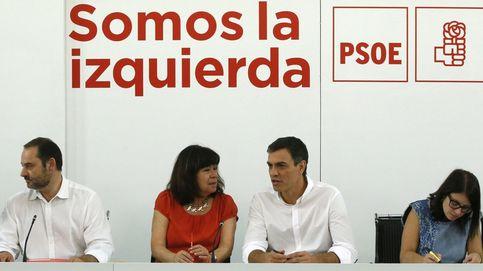 Ferraz ignora el desafío de Susana Díaz y pide unidad para poder ganar elecciones