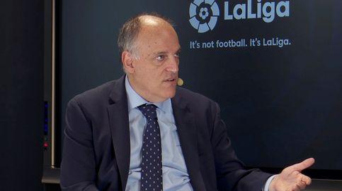 De la Superliga europea a competiciones de 16 equipos pasando por el sueldazo de Tebas