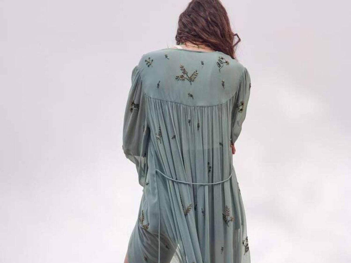 Foto: Kimono de Zara. (Cortesía)