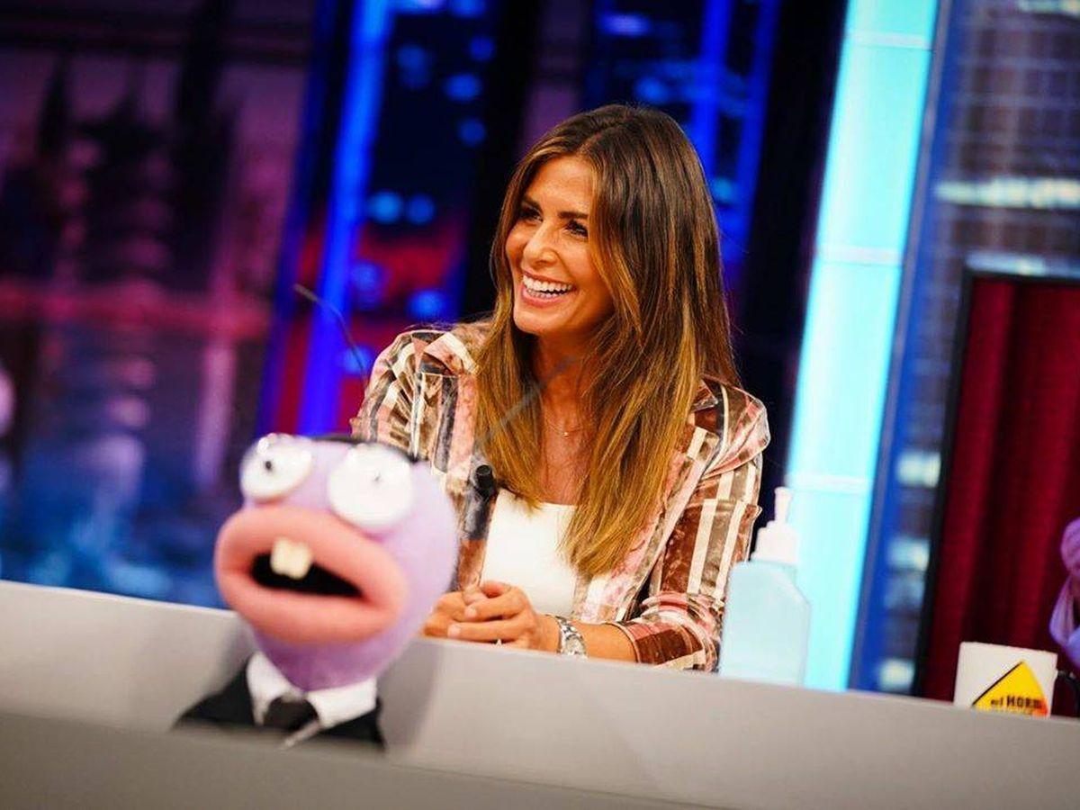 Foto: Nuria Roca vuelve a arrasar con uno de sus looks. (Antena 3)