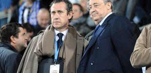 Post de La voz en la sombra de Jorge Valdano en la construcción del nuevo Real Madrid