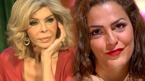 'Hormigas blancas' rescata el curioso consejo de Bibiana Fernández a Amor Romeira sobre la transexualidad