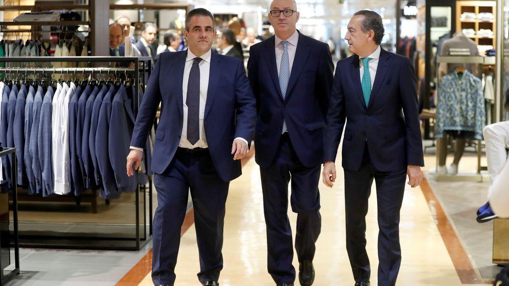 Foto: Nuño de la Rosa, presidente ejecutivo de El Corte Inglés. (EFE)