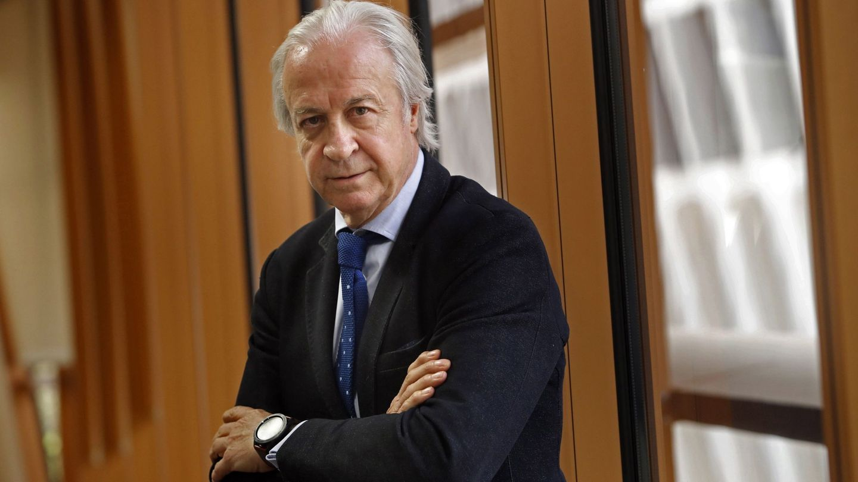 El presidente de la Comisión Gestora, Carles Tusquets. (EFE)