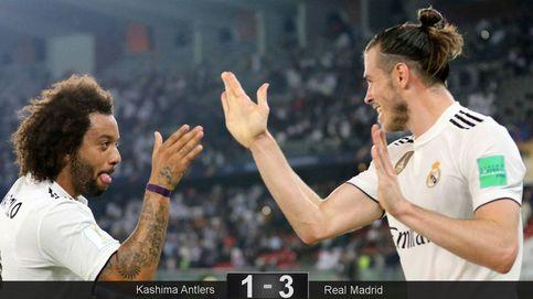 El atracón de Bale en el Real Madrid-Kashima: ¿por qué no juega así siempre?
