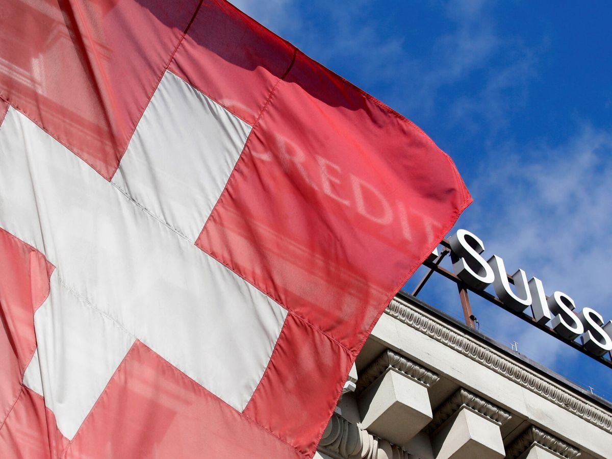 Foto: La sede de Credit Suisse en Suiza. (Reuters)