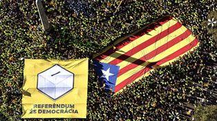 Simple como el mecanismo del chupete: sin urnas ni papeletas no hay referéndum