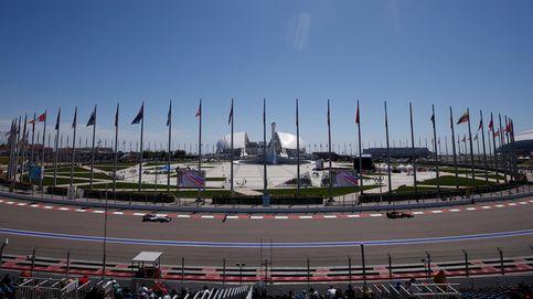 Siga en directo el Gran Premio de Rusia de Fórmula 1
