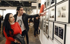 Dónde mezclarse con gente del arte