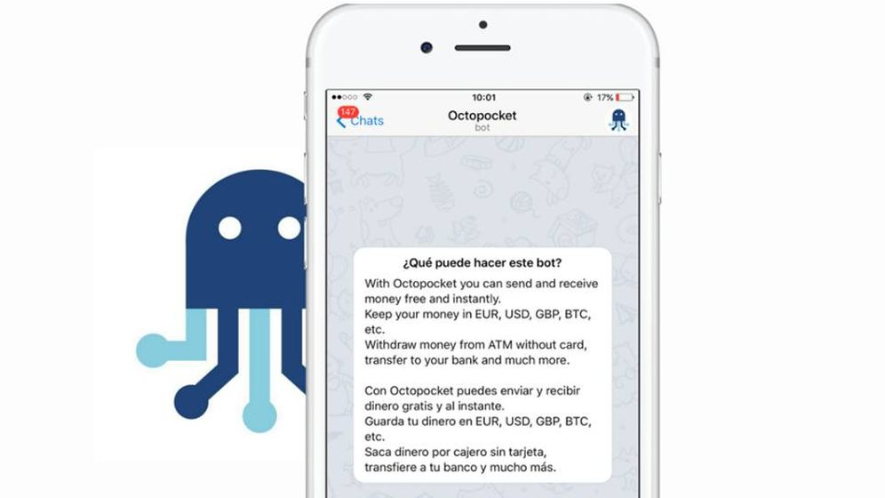 La idea española de pagos a través del móvil que ha seducido a Telegram