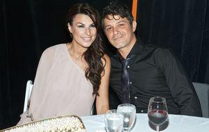 Alejandro Sanz y Raquel Perera celebran dos años de casados