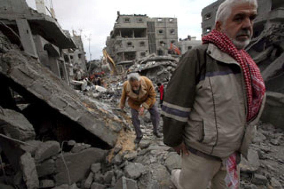 La población del sur de Israel exige que el Ejército siga bombardeando Gaza