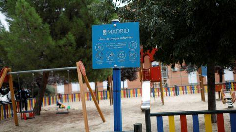 El Gobierno no incluye en su orden de restricciones cerrar los parques infantiles