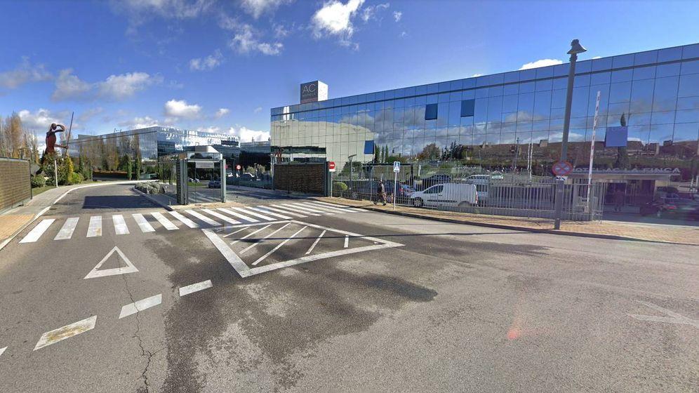 Foto: Acceso alParque Empresarial La Finca en Pozuelo de Alarcón (Madrid). (Google Maps)