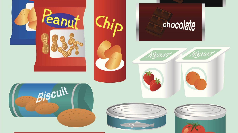 Todo tipo de alimentos procesados pueden hacerse pasar por 'saludables'. (iStock)