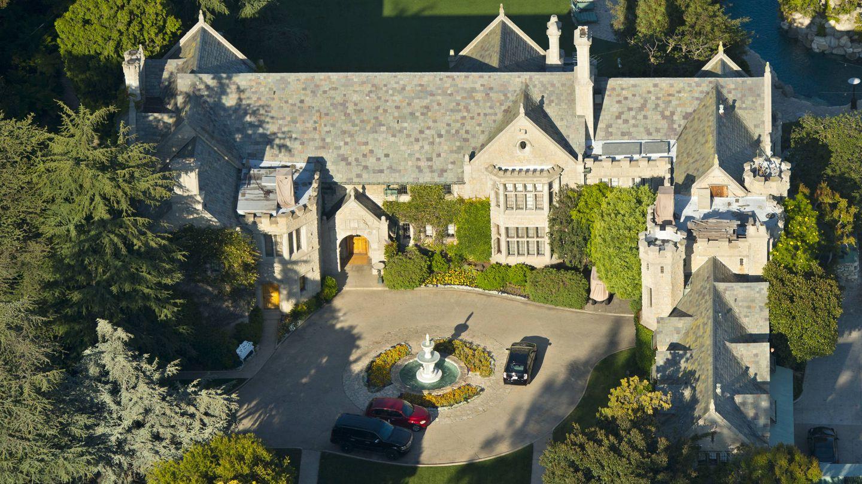 Imagen de la mansión Playboy de Los Ángeles. (Gtres)
