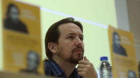 Unidad 'por pelotas' en el partido de Pablo Iglesias