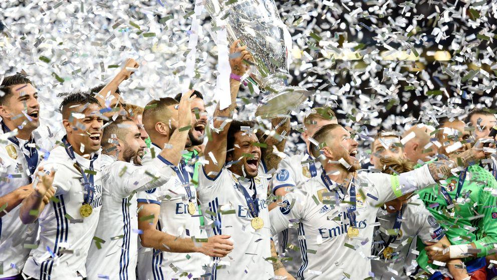 Real Madrid y Atlético, los peor parados en el sorteo de la Champions League