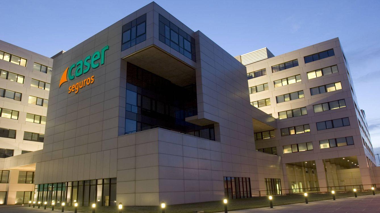 Helvetia cierra la compra del 70% de Caser por 800 millones