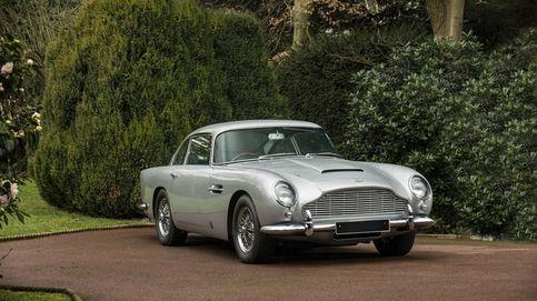 50 Aston Martin subastados por Bonhams en 14 millones de euros