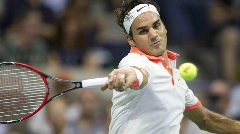 Federer da una exhibición y se medirá a Wawrinka en semifinales del US Open