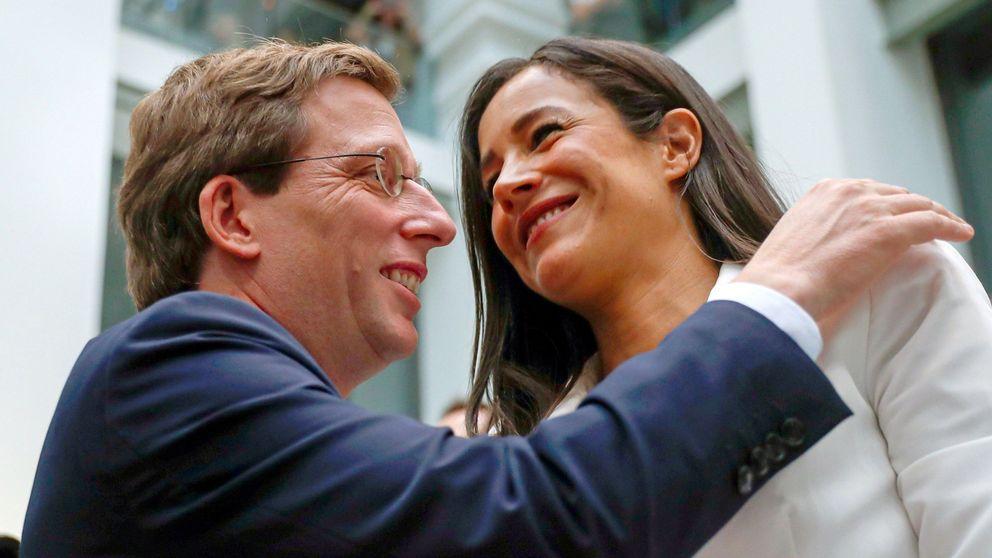 Así queda el nuevo gobierno en Madrid: sin Vox, 4 concejalías para Cs y 5 para el PP