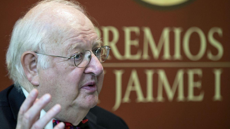 Foto: El Nobel de Economía Angus Deaton ha formado parte del jurado. (Efe)