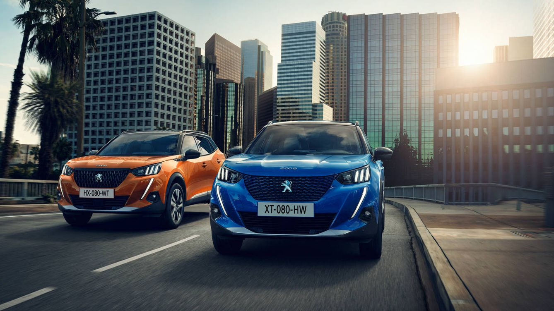 La revolución del coche eléctrico en los SUV con el pequeño Peugeot 2008