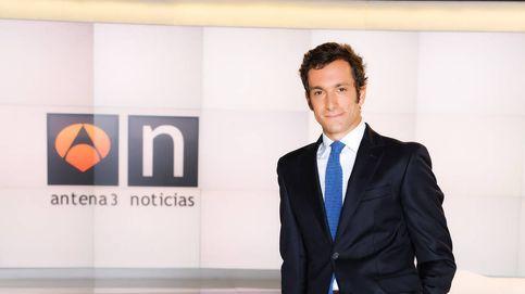 TVE ficha a otro externo, el presentador Álvaro Zancajo, para dirigir el Canal 24 Horas