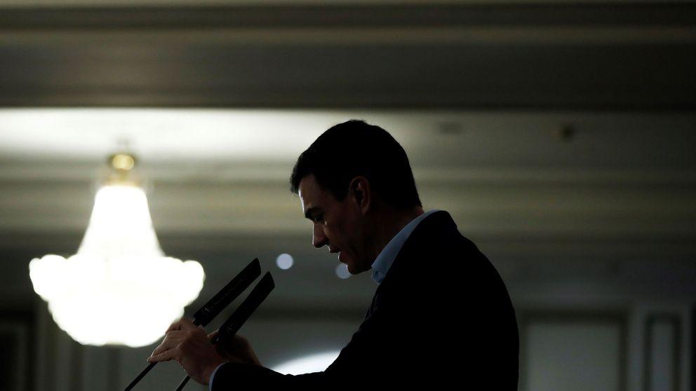 Sánchez culmina su semana negra con el portazo de Cs a su 'comisión estrella'