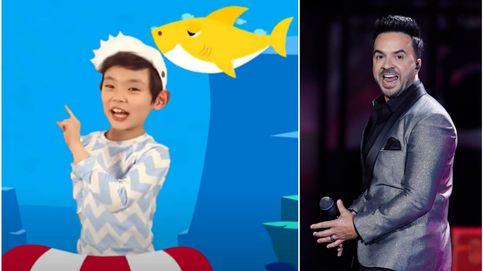 'Baby Shark' desbanca en YouTube a 'Despacito' y se corona como vídeo más visto