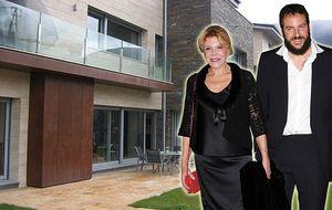 La baronesa Thyssen compra dos casas en Andorra para tributar allí