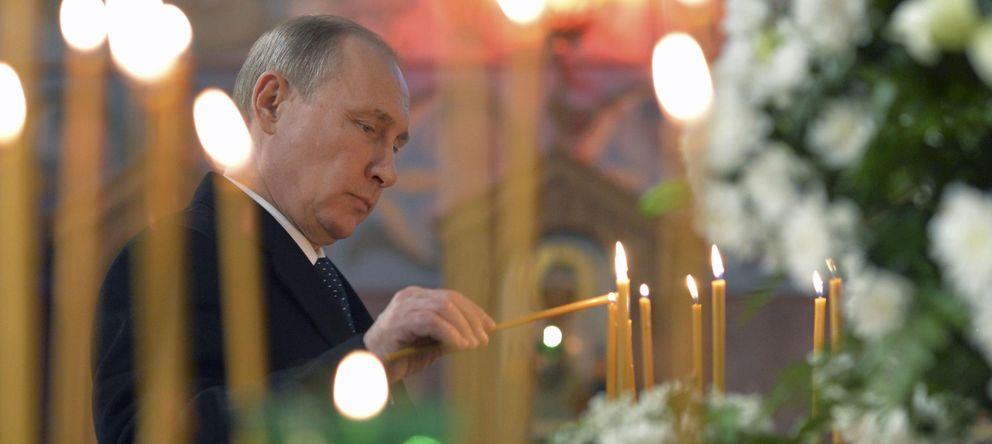 Foto: El presidente ruso, Vladimir Putin