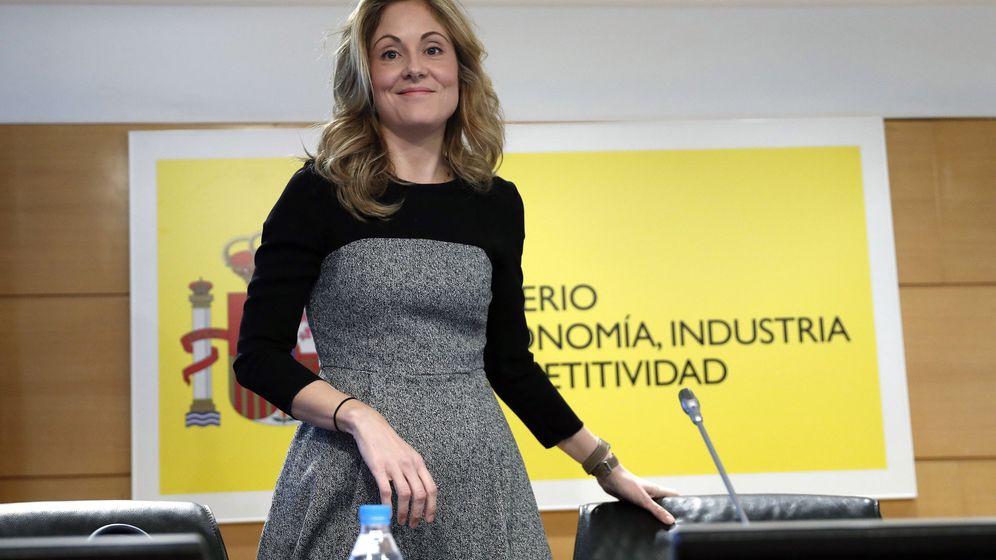 Foto: La secretaria de Estado del Tesoro, Emma Navarro. (EFE)