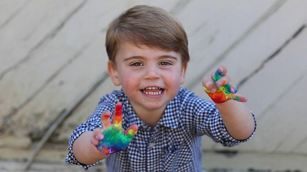 Foto: El príncipe Louis cumple dos años. (Kate Middleton / Kensington Palace)