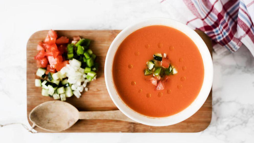Made in Spain: prepara el auténtico gazpacho andaluz