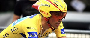 Contador finaliza segundo la Dauphiné Liberé y presenta credenciales para el Tour