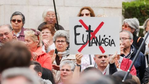 La mujer que luchó por la vida de su marido enfermo: Yo no quería la eutanasia para él