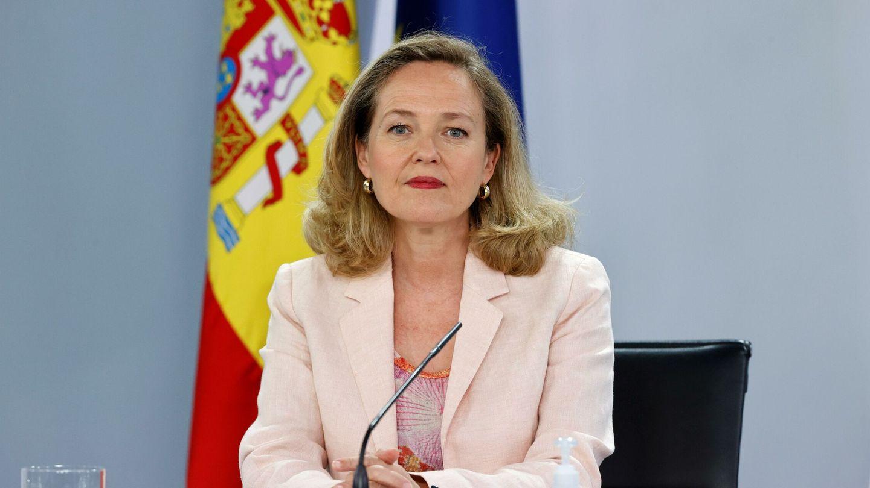 Nadia Calviño. (EFE)
