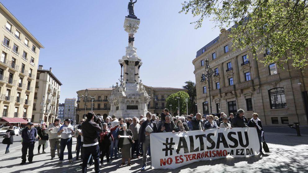 El TS dice que el ataque a los guardias civiles de Alsasua pudo ser terrorismo