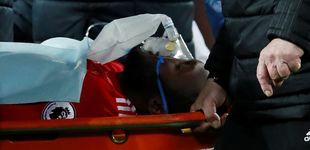 Post de Lukaku encoge el corazón de la Premier con un episodio que recordó al de Torres