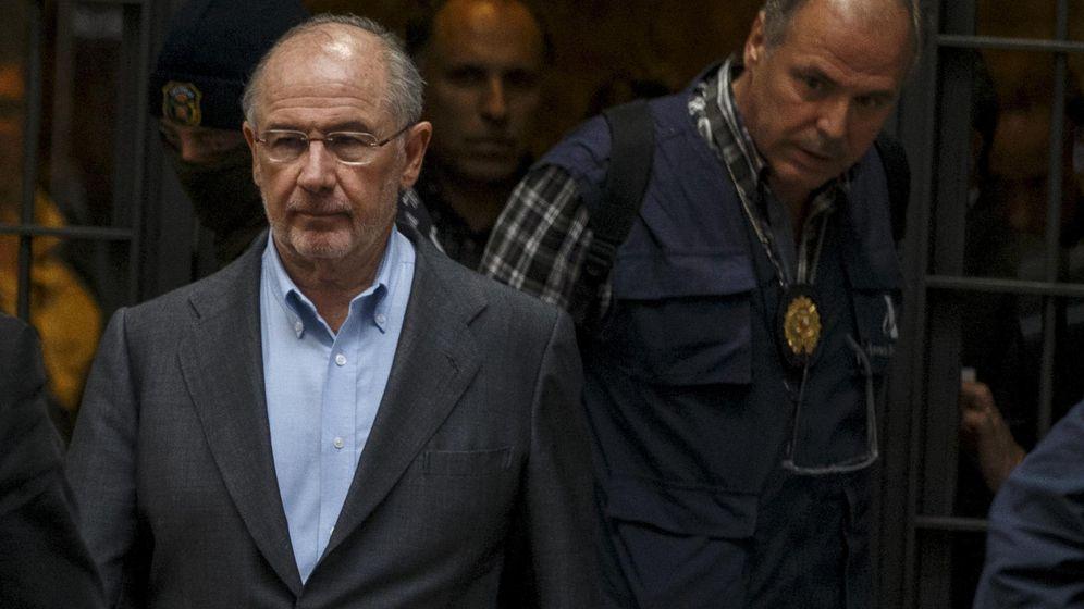 Foto: Rodrigo Rato el día de su detención. (Reuters)